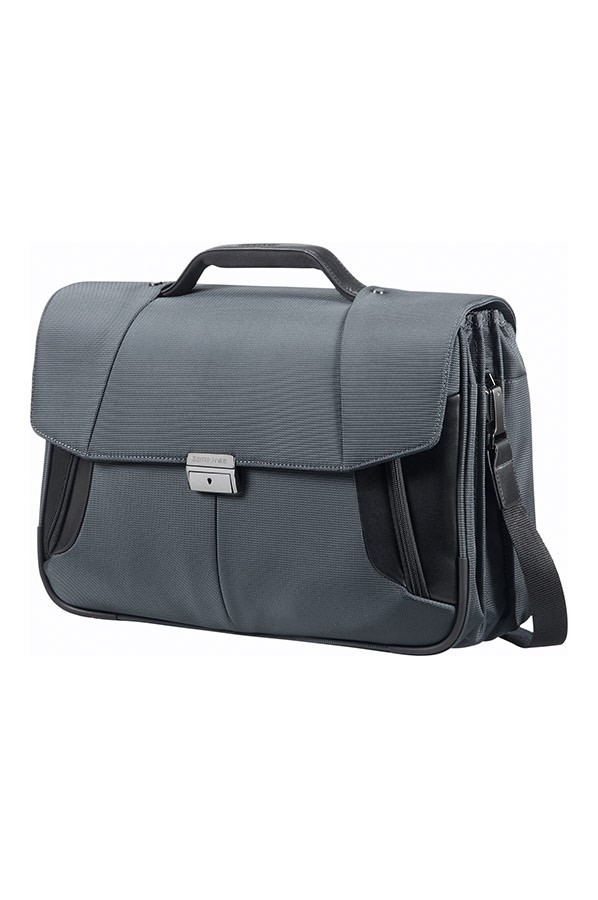samsonite xbr briefcase 3c 15 08n 010 18 grey black