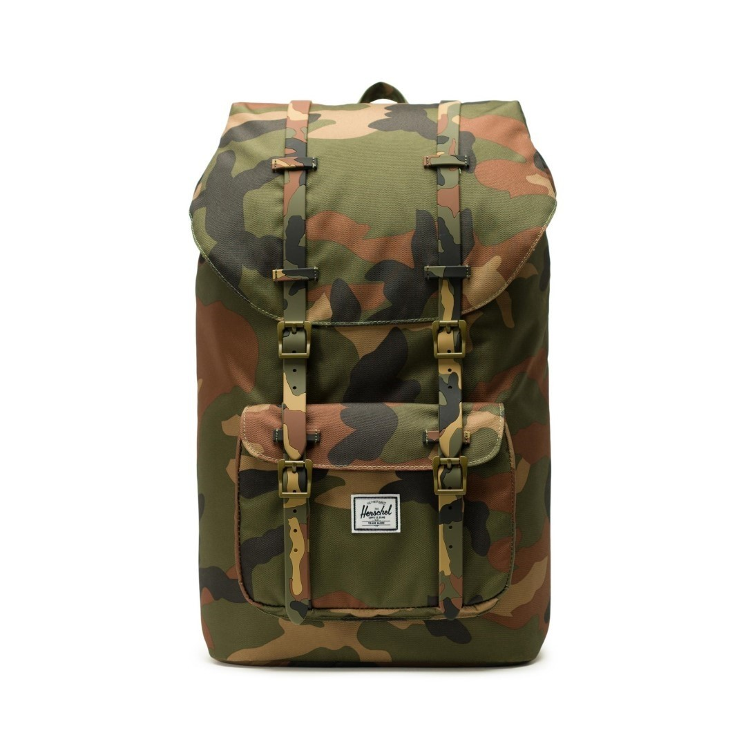 Herschel Supply Co. Little America Rugzak woodland camo