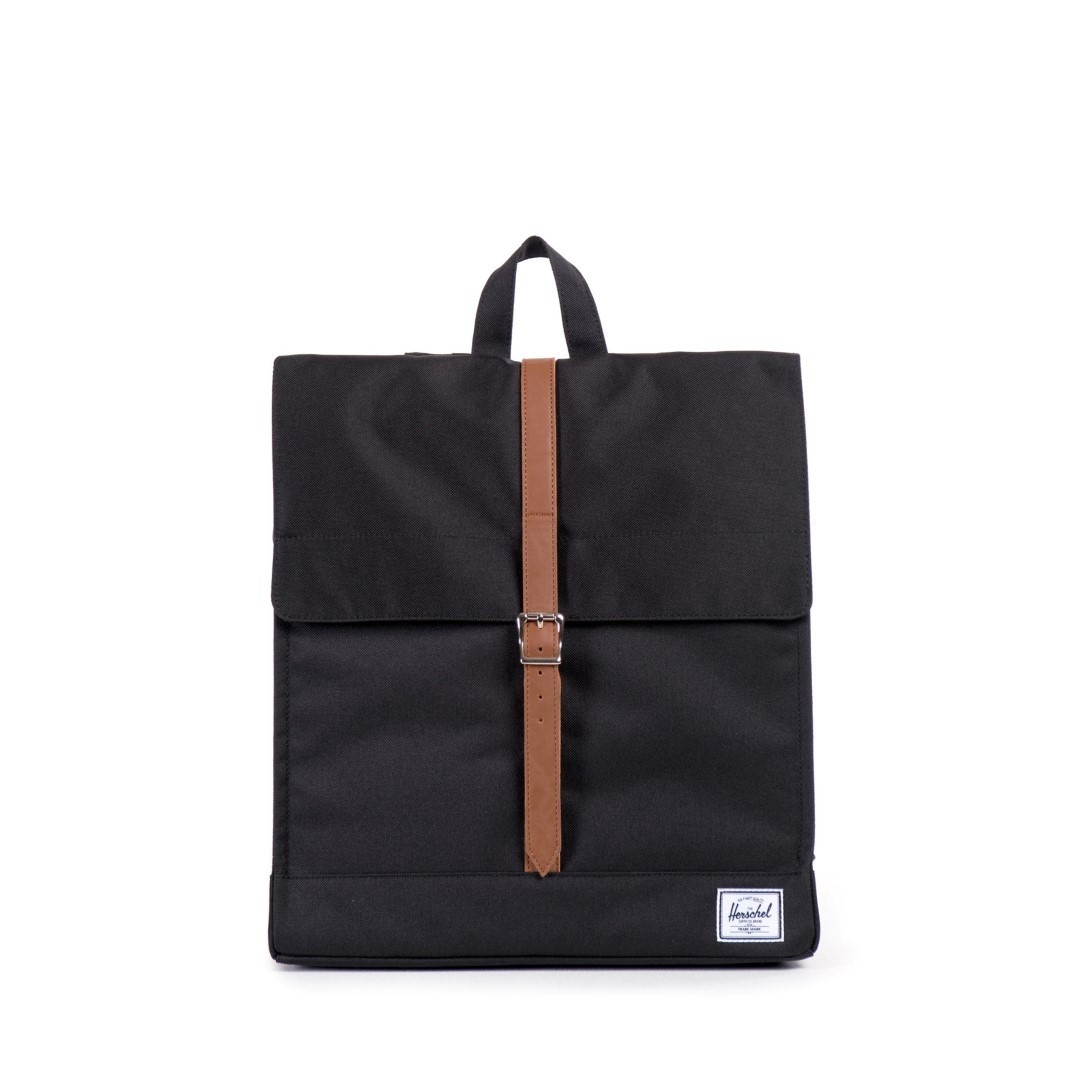 herschel supply city mid volume 10089 00001 black
