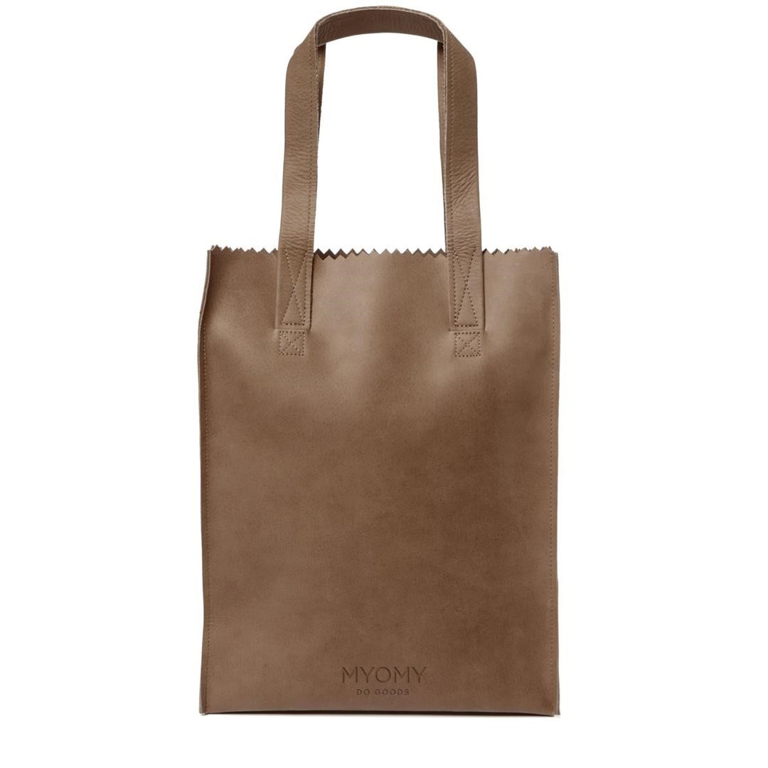 myomy my paper bag long handle zip 1027 original