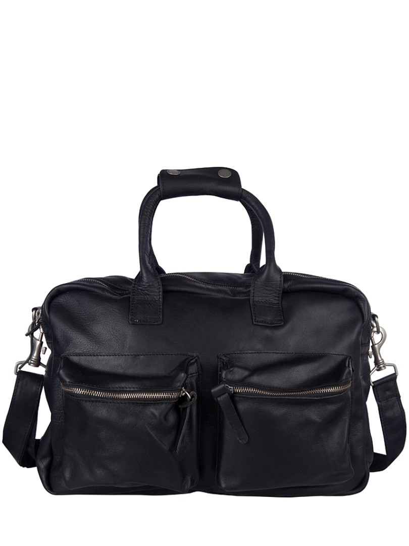 cowboysbag the college bag 1380 100 black