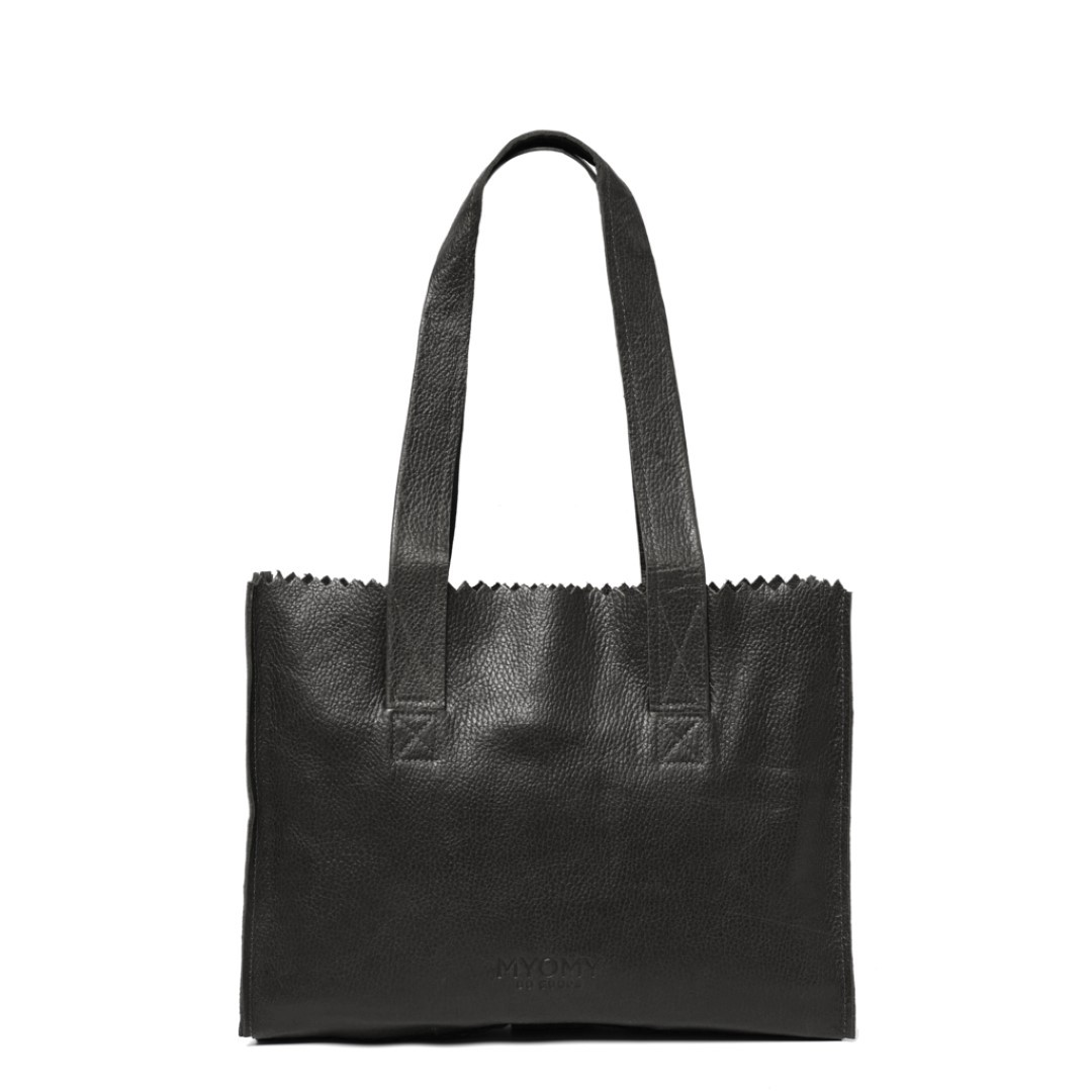 MYOMY my paper bag handbag zip