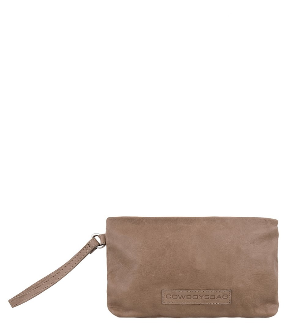 cowboysbag easy going bag flat 1908 560 mud