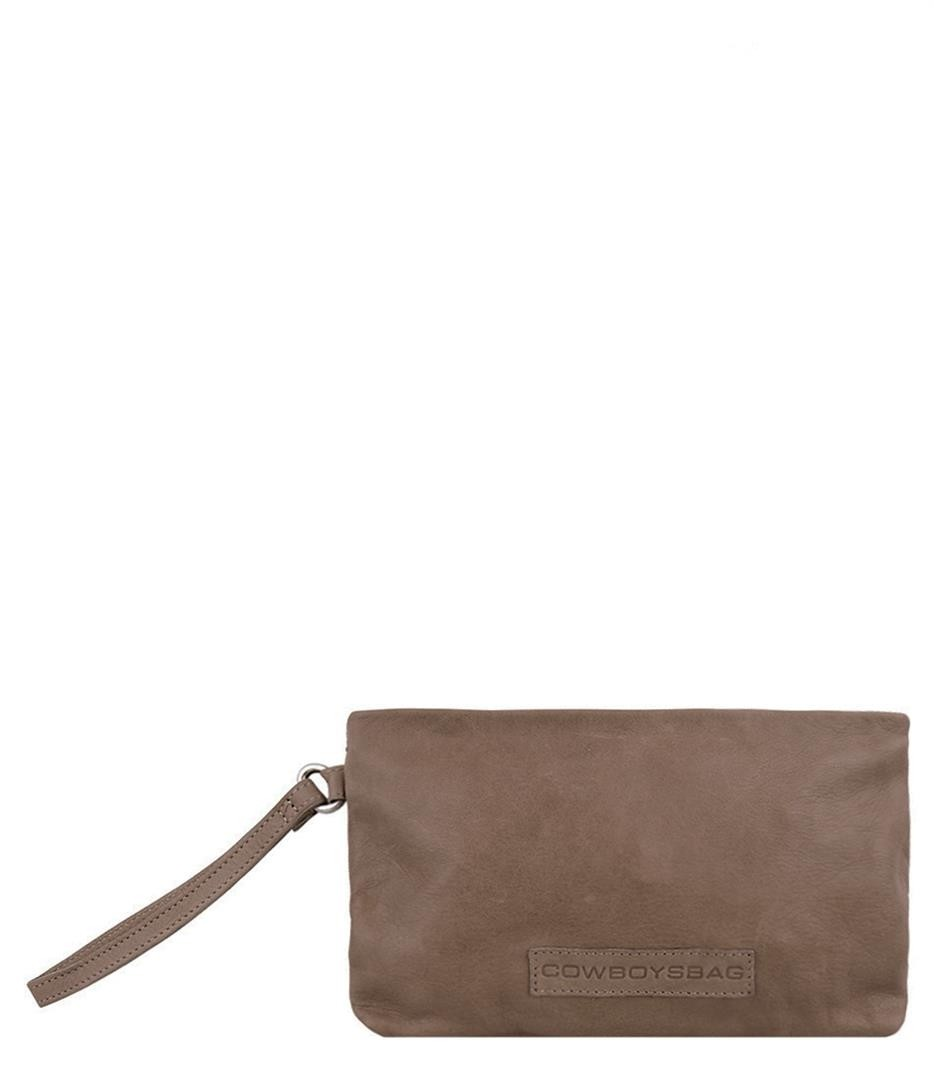 Cowboysbag Bag Flat Clutch Rock Grey 1908