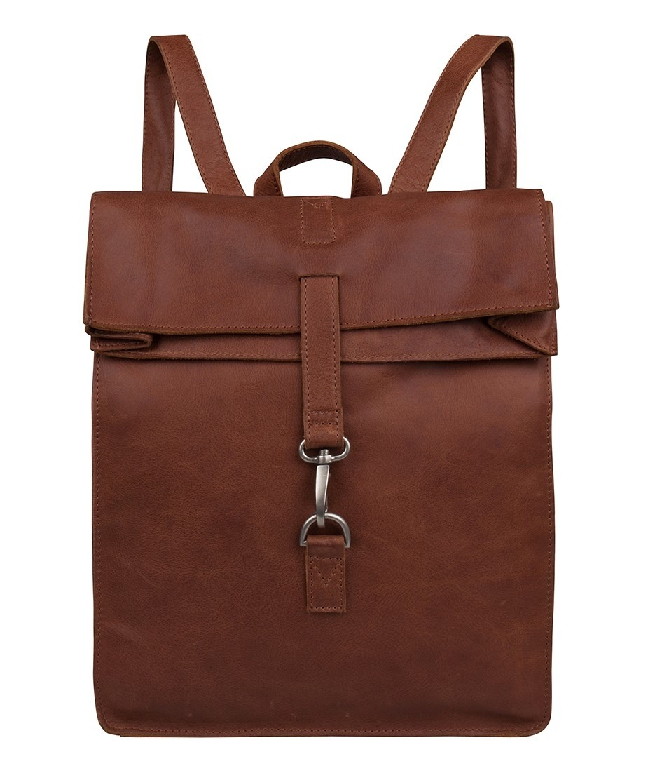 cowboysbag hooked backpack doral 2010 300 cognac