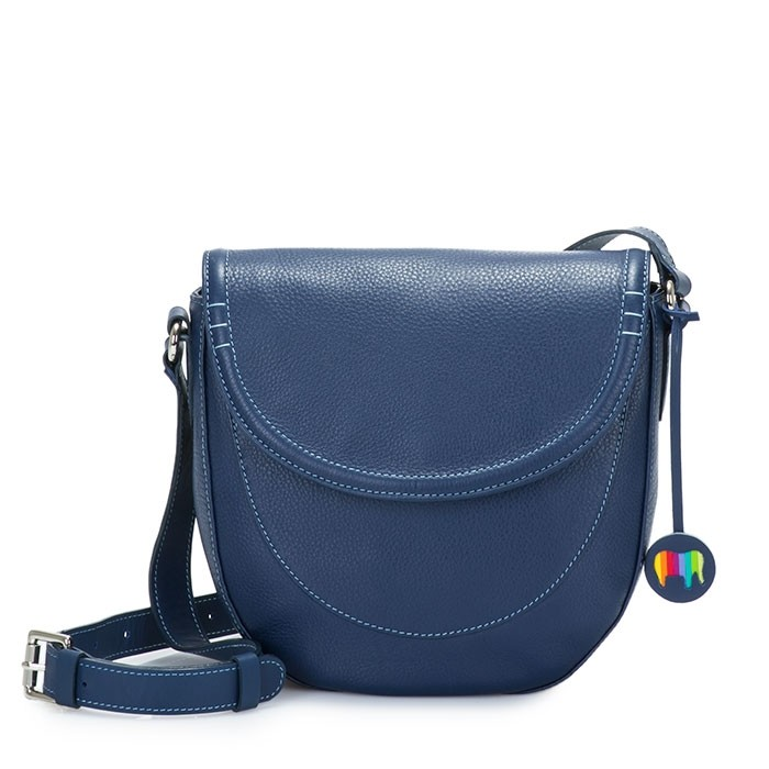 mywalit vienna small satchel 2091 80 blue