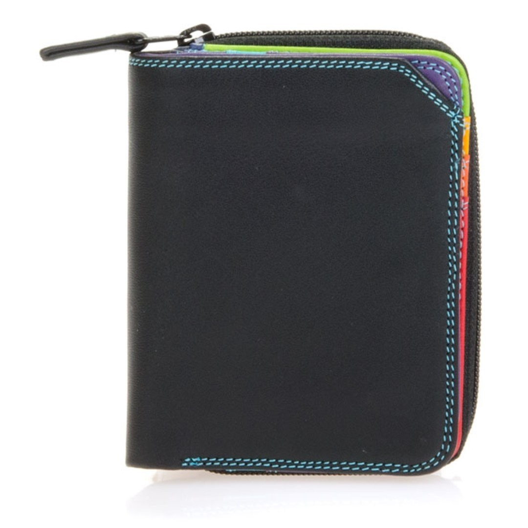mywalit soft zip around wallet 226 4 black pace