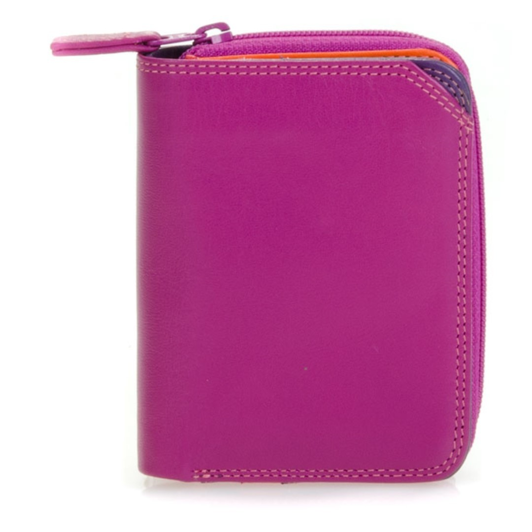 mywalit soft zip around wallet 226 75 sangria multi