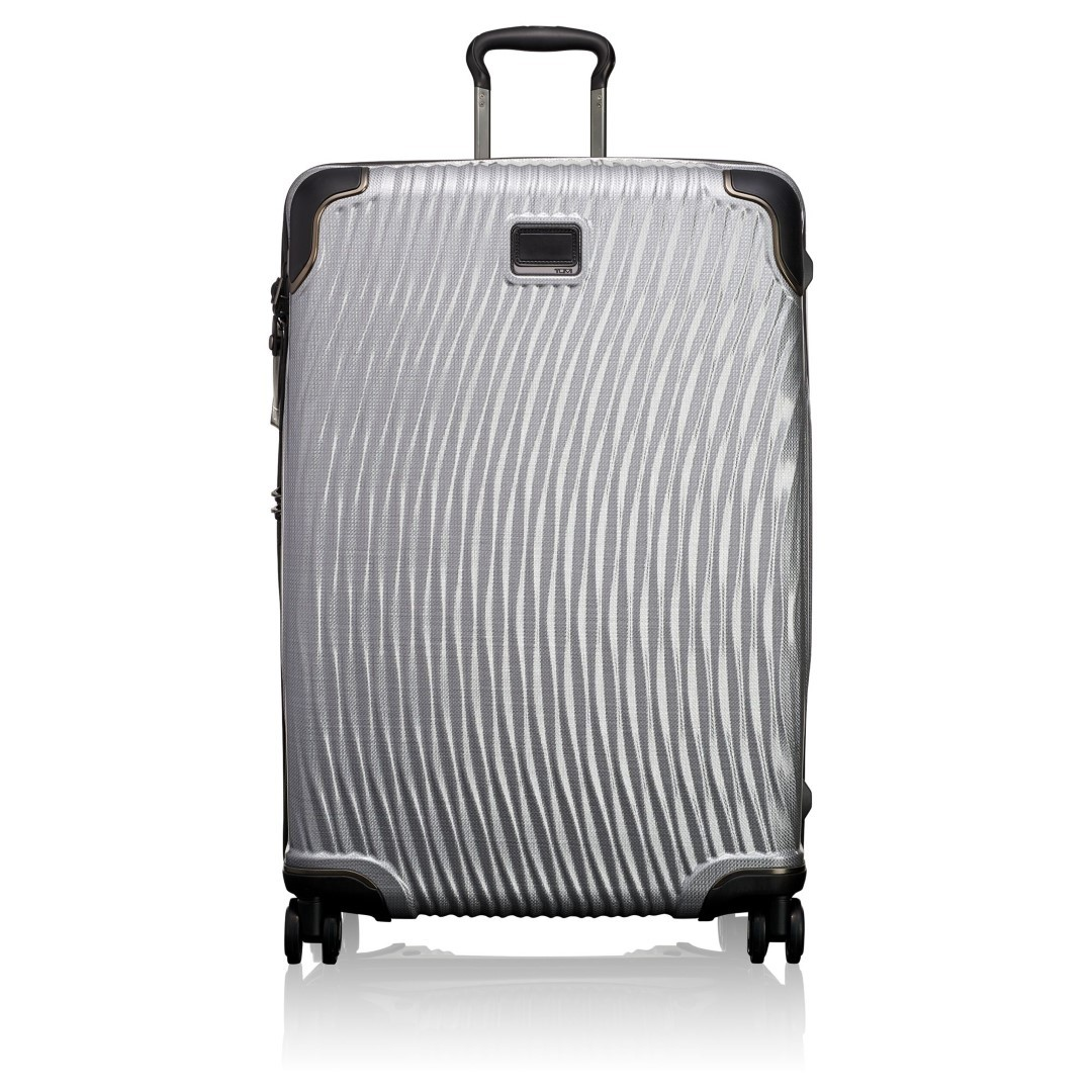 Tumi Latitude Extended Trip Packing Case silver