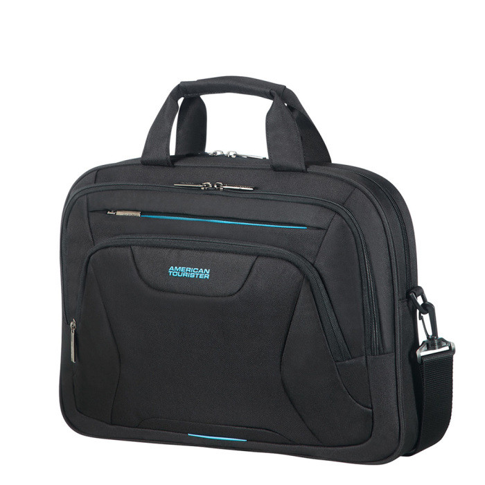 Afbeelding van american tourister at work laptop bag 13 33g 004 09 black