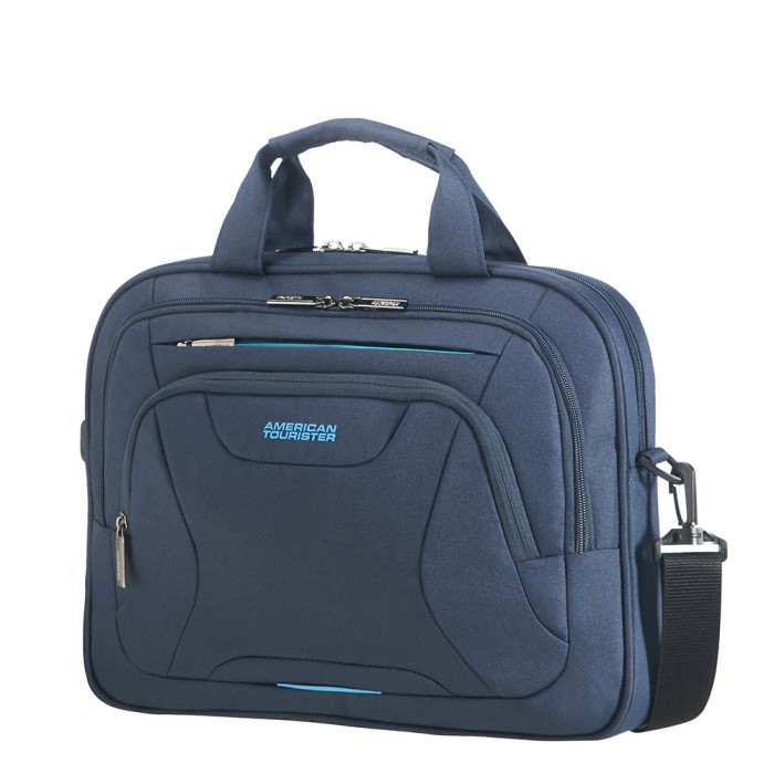 american tourister at work laptop bag 13 33g 004 41 midnight navy