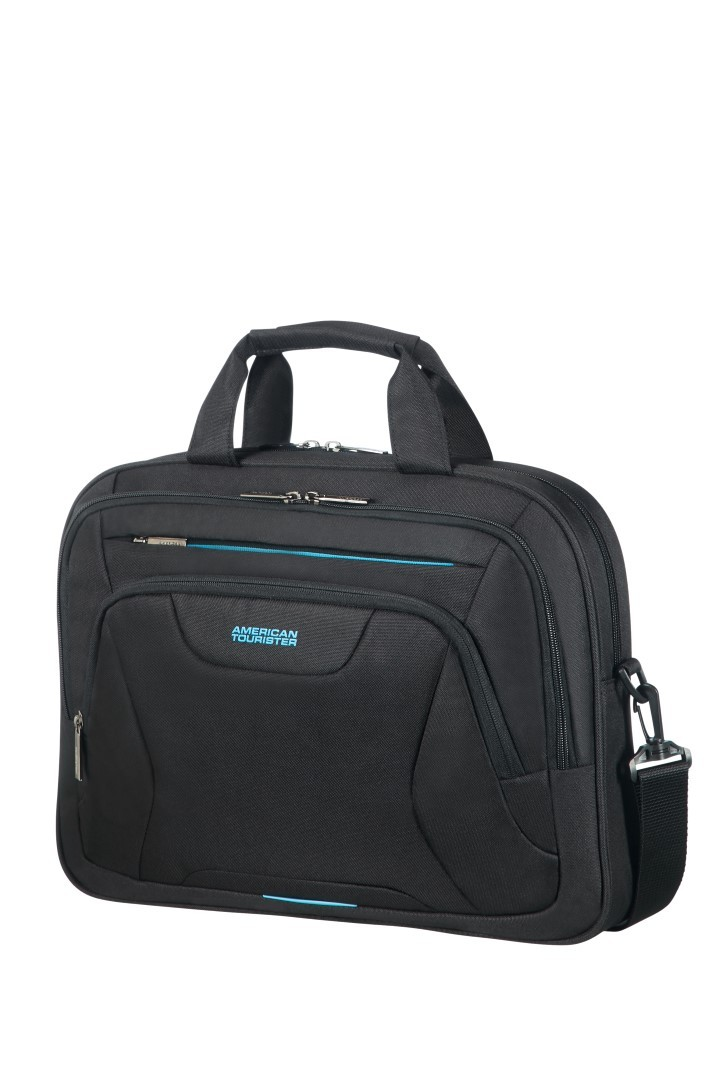 Afbeelding van american tourister at work laptop bag 15 33g 005 09 black