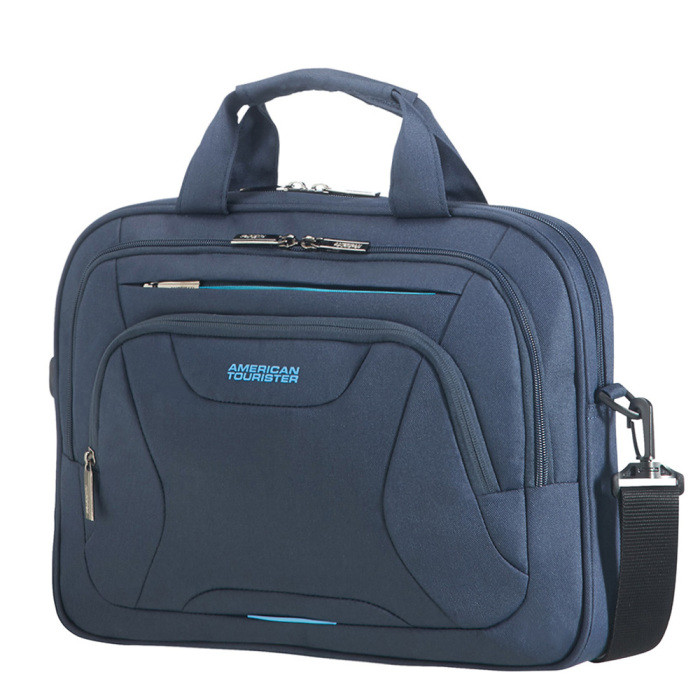 Afbeelding van american tourister at work laptop bag 15 33g 005 41 midnight navy