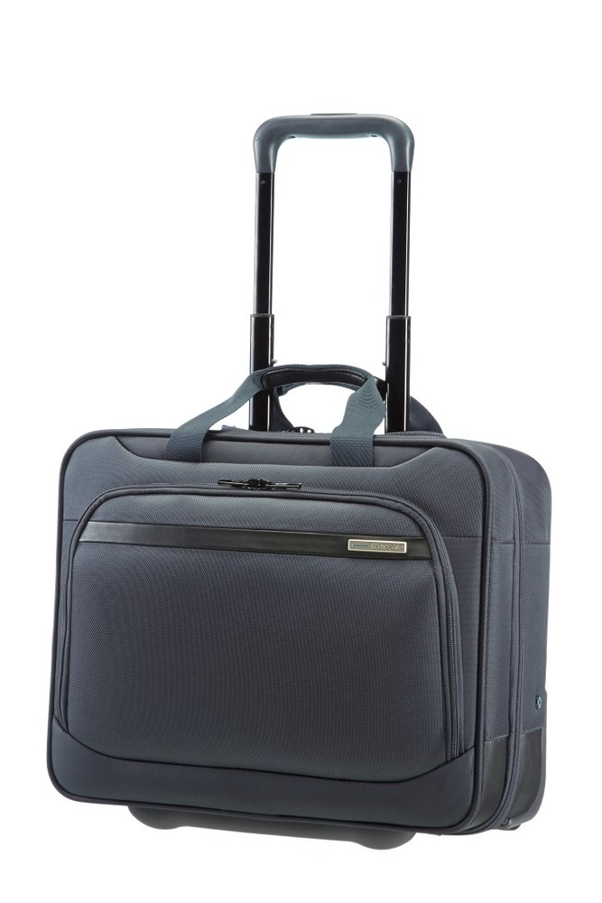 samsonite vectura office case wheels 15 39v 009 08 sea grey
