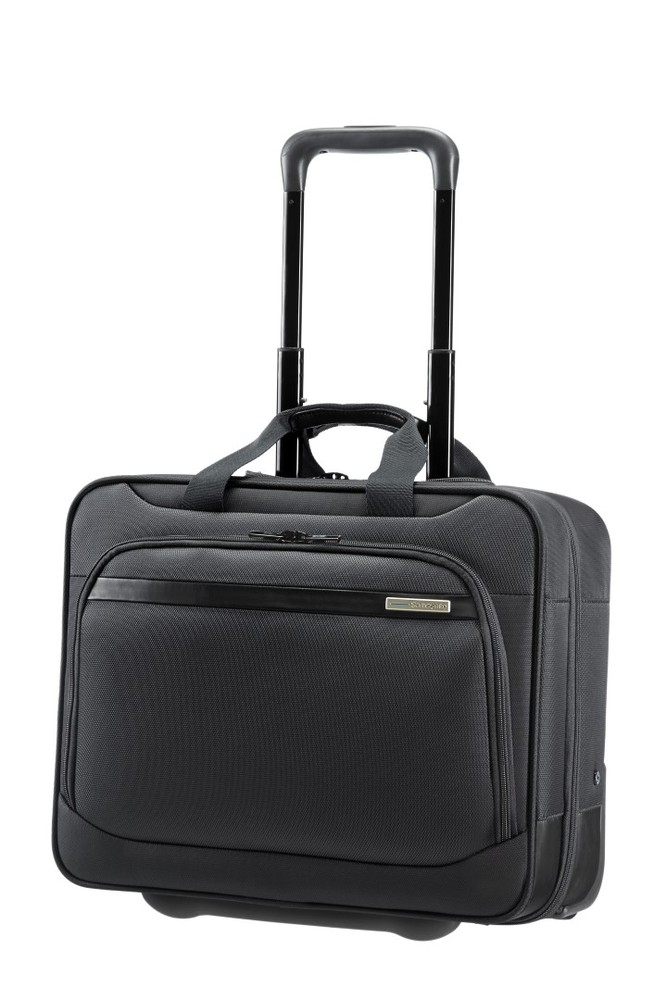 samsonite vectura office case wheels 15 39v 009 09 black