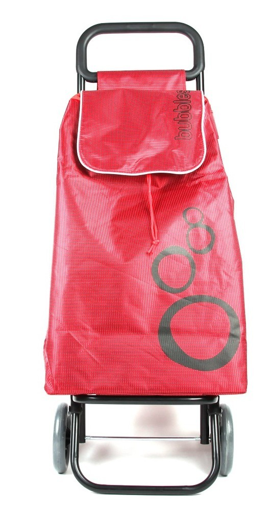 line bubble shopping 602 2 red