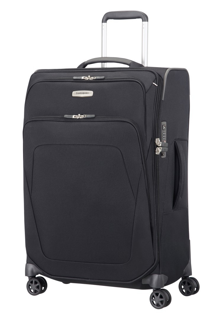samsonite spark sng spinner 67 exp 65n 007 09 black