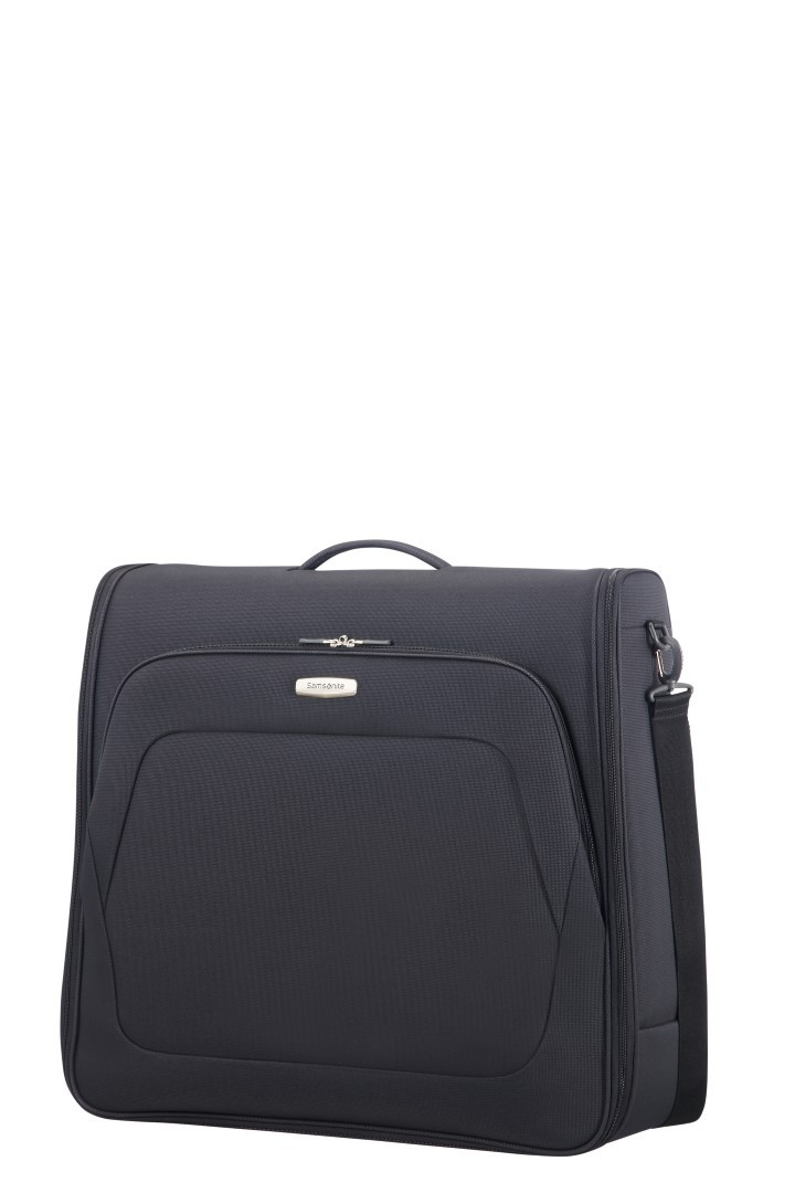 samsonite spark sng garment bag bi fold 65n 017 09 black