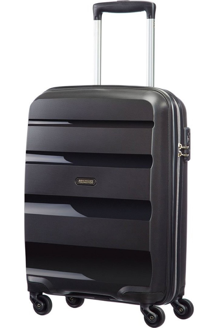 Afbeelding van american tourister bon air spinner s 85a 001 09 black