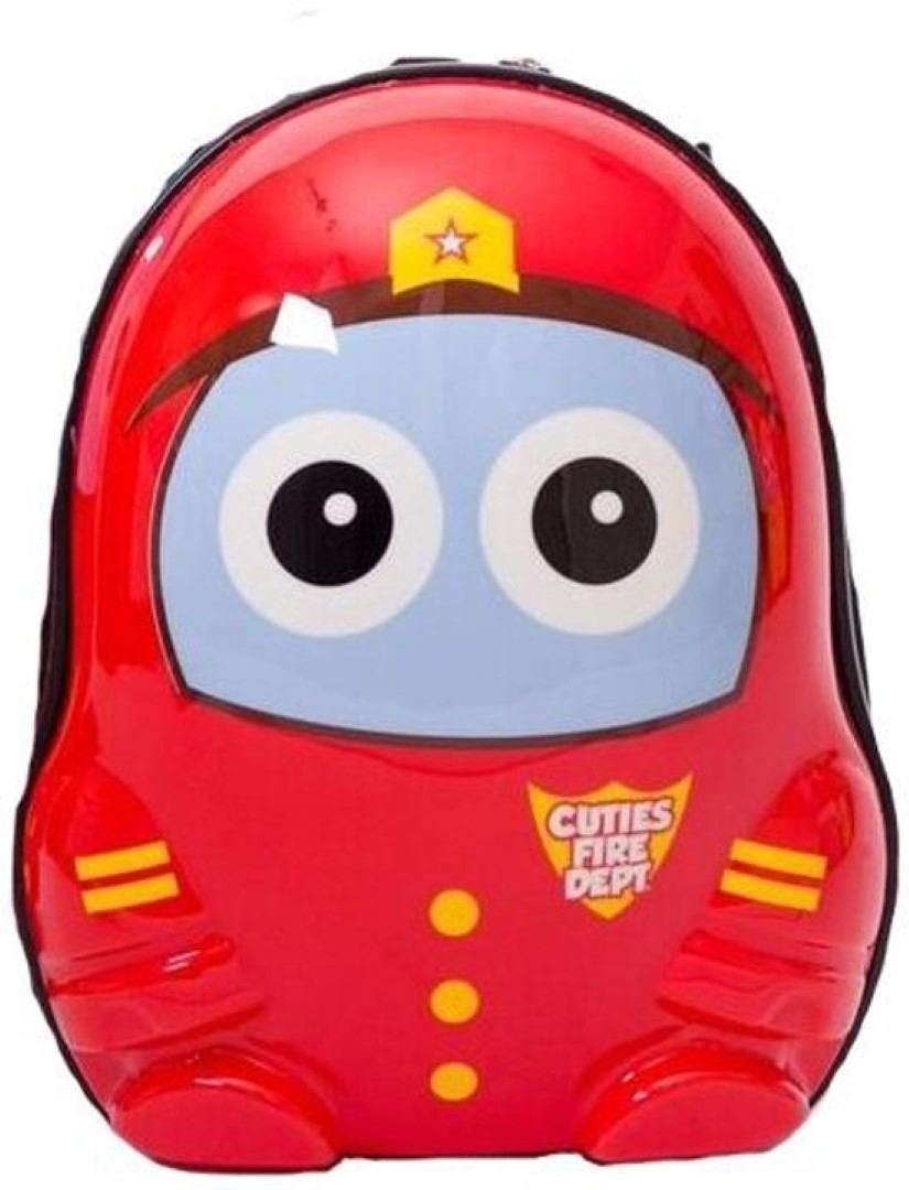 the cuties and pals backpackcuties firemen