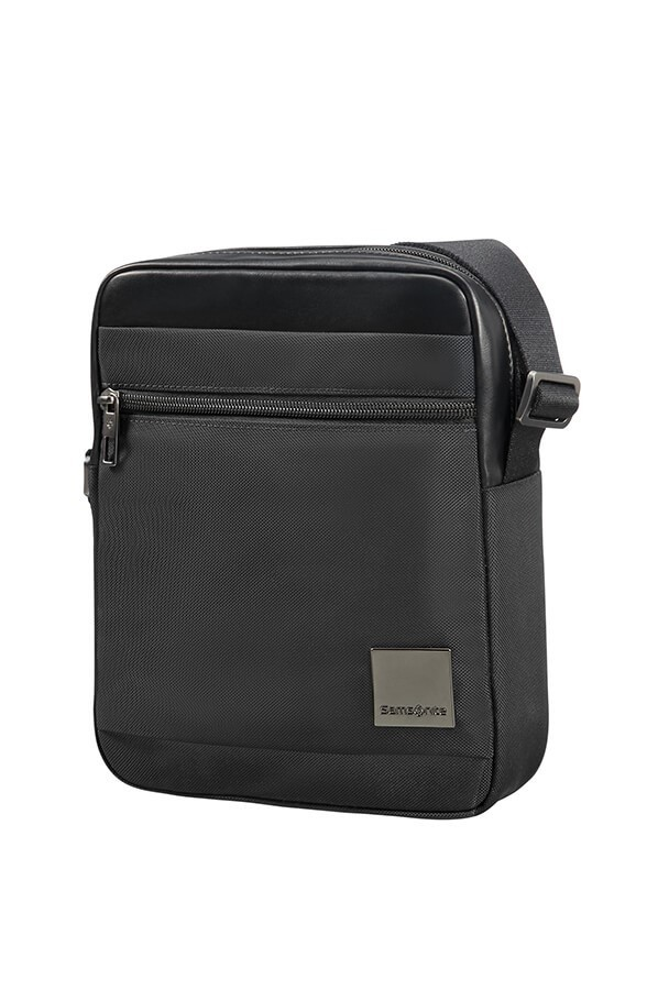 samsonite hip square crossover m cc5 002 09 black