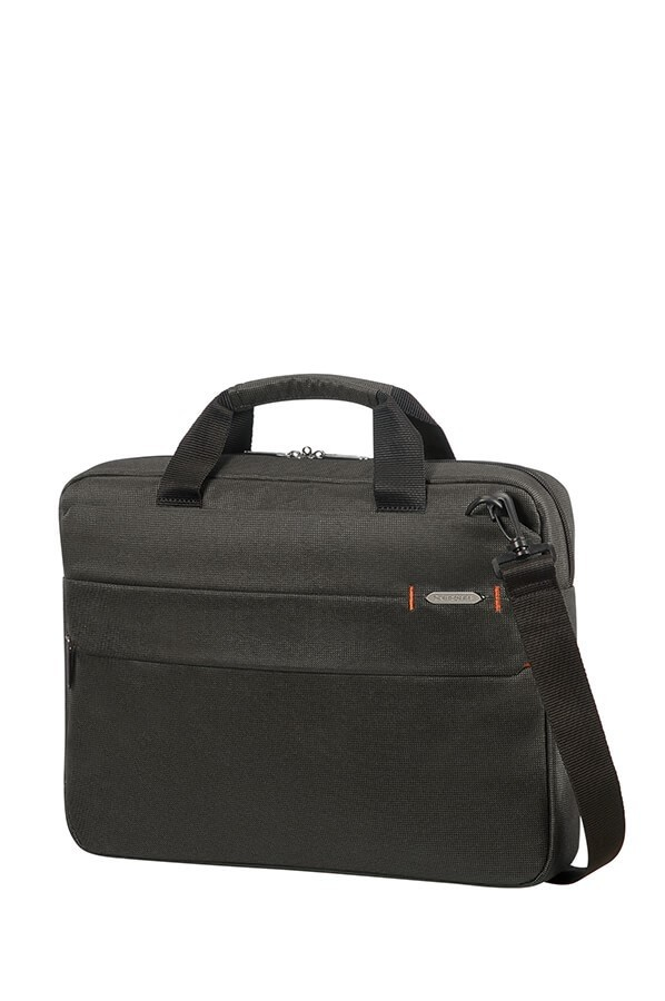 samsonite network3 laptop bag 15 cc8 002 19 charcoal black
