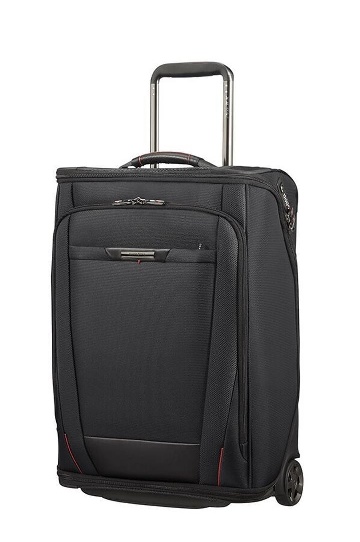 Samsonite Pro-DLX 5 Garment Bag Wheels Cabin black Zachte koffer
