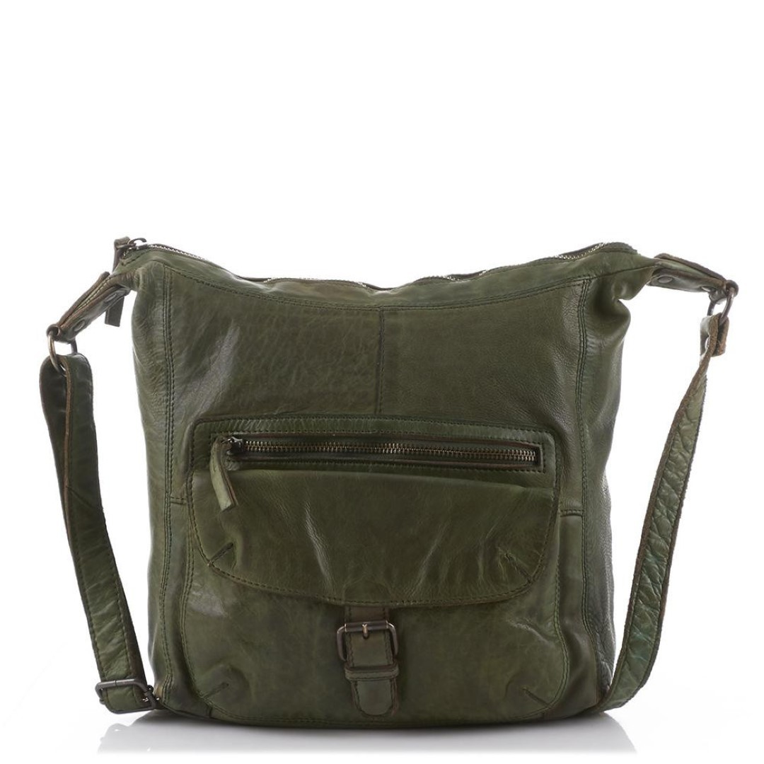 Afbeelding van Bear Design Cow Lavato Anna Cl Olive Green