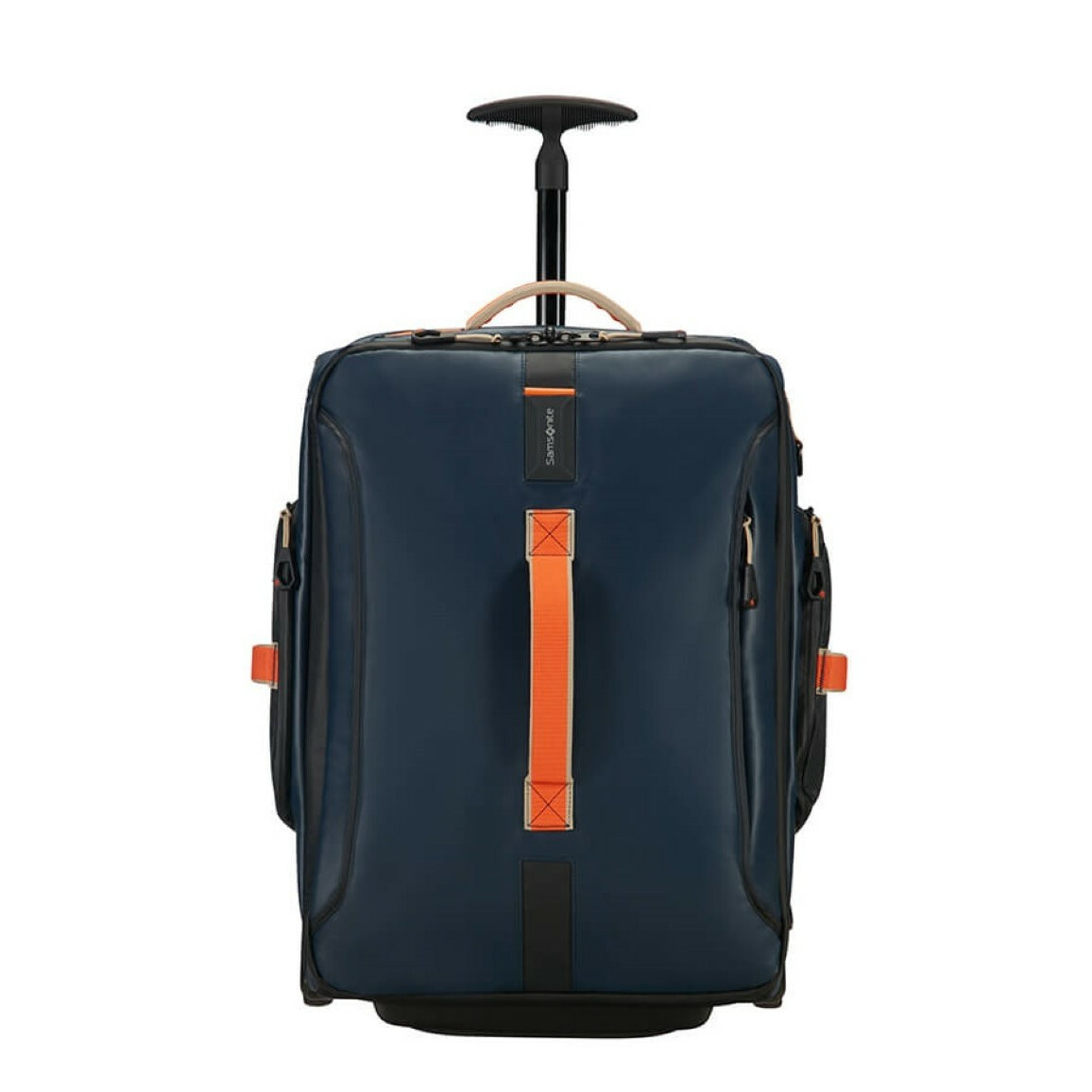 c60d1e69532 ... Samsonite PARADIVER LIGHT DUFFLE WHEELS 55, 01N-007 in de kleur 11 blue  nights ...