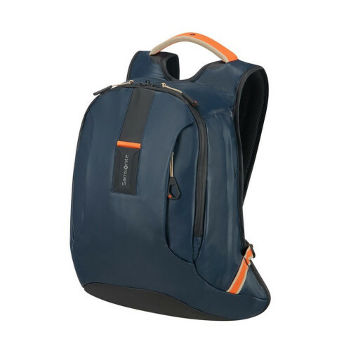 Samsonite PARADIVER LIGHT BACKPACK M, 01N-001 in de kleur 11 blue nights 5414847865077