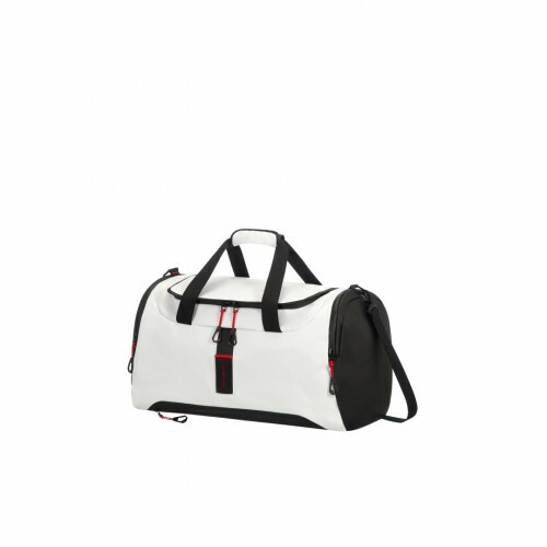 Samsonite PARADIVER LIGHT DUFFLE 51, 01N-005 in de kleur 05 white 5414847670688