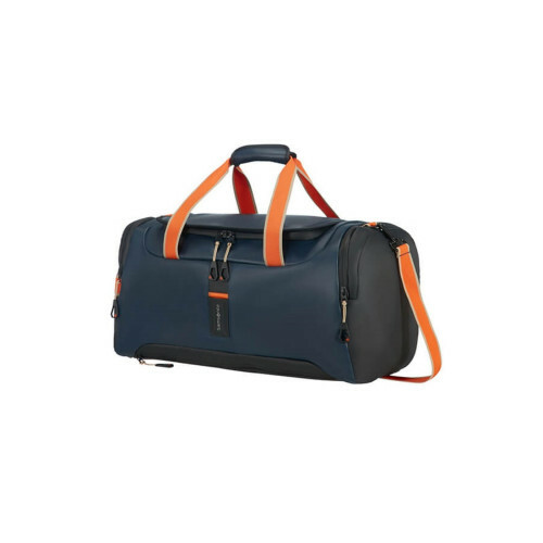 Samsonite PARADIVER LIGHT DUFFLE 51, 01N-005 in de kleur 11 blue nights 5414847865107