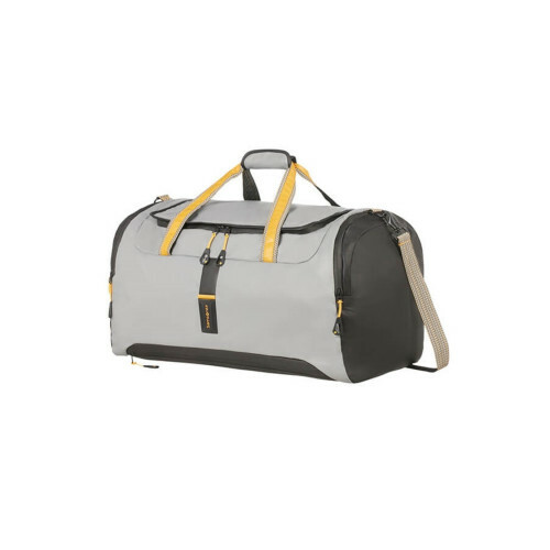 Samsonite PARADIVER LIGHT DUFFLE 51, 01N-005 in de kleur 18 grey-yellow 5414847968594