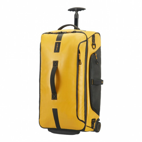 Samsonite PARADIVER LIGHT DUFFLE WHEELS 67, 01N-009 in de kleur 06 yellow 5414847670893
