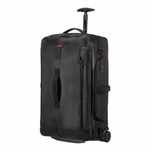 Samsonite PARADIVER LIGHT DUFFLE WHEELS 67, 01N-009 in de kleur 09 black 5414847670855