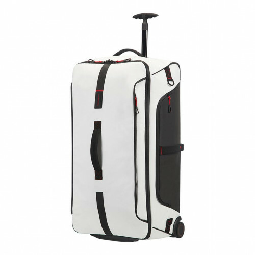 Samsonite PARADIVER LIGHT DUFFLE WHEELS 79, 01N-010 in de kleur 05 white 5414847670930
