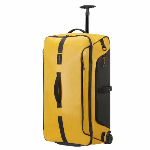 Samsonite PARADIVER LIGHT DUFFLE WHEELS 79, 01N-010 in de kleur 06 yellow 5414847670947