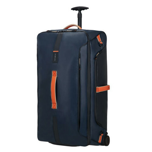 Samsonite PARADIVER LIGHT DUFFLE WHEELS 79, 01N-010 in de kleur 11 blue nights 5414847865152