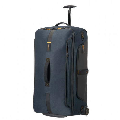 Samsonite PARADIVER LIGHT DUFFLE WHEELS 79, 01N-010 in de kleur 21 jeans blue 5414847670923