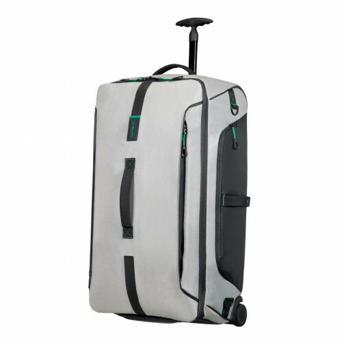 Samsonite PARADIVER LIGHT DUFFLE WHEELS 79, 01N-010 in de kleur 28 jeans grey 5414847764240
