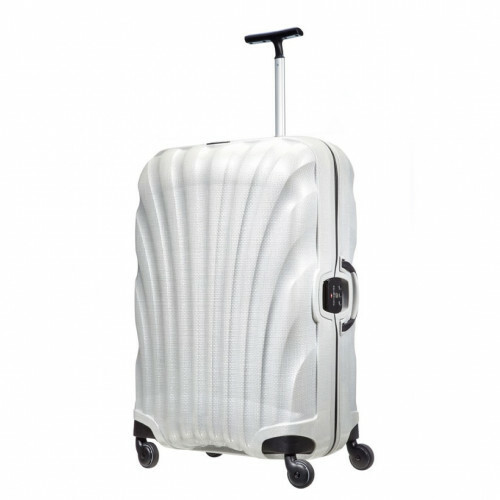 Samsonite LITE-LOCKED SPINNER 75 FL, 01V-102 in de kleur 35 off white 5414847784002