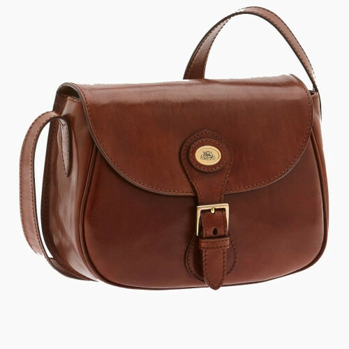 The Bridge STORY DONNA LADIES HANDBAG, 044534 in de kleur 14 marrone 8033748291401