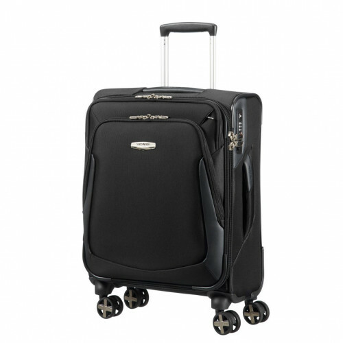 Samsonite X-BLADE 3.0 SPINNER 55 STRICT, 04N-006 in de kleur 09 black 5414847677526