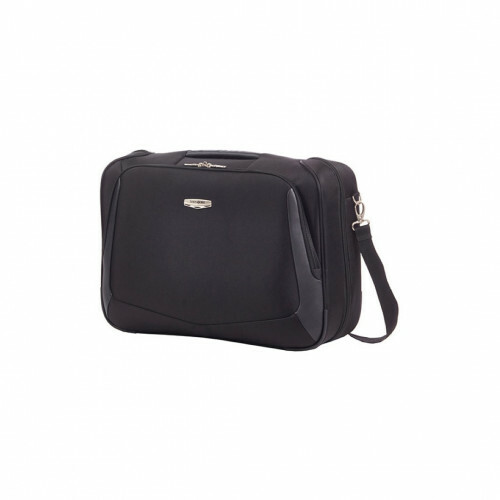 Samsonite X-BLADE 3.0 BI-FOLD GARMENT BAG, 04N-013 in de kleur 09 black 5414847678073