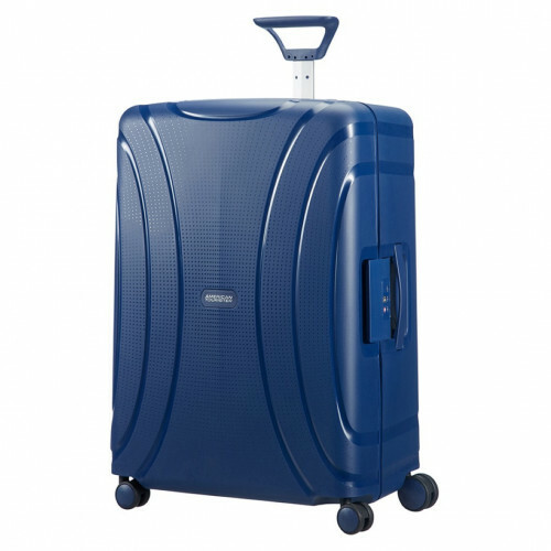American Tourister LOCK'N ROLL SPINNER 69, 06G-001 in de kleur 31 nocturne blue 5414847730177