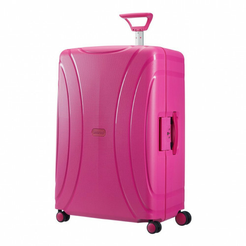 American Tourister LOCK'N ROLL SPINNER 75, 06G-002 in de kleur 90 dynamic pink 5414847609718