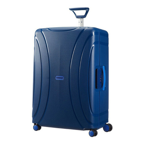 American Tourister LOCK'N ROLL SPINNER 75, 06G-002 in de kleur 01 marine blue 5414847609664