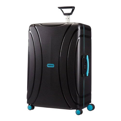 American Tourister LOCK'N ROLL SPINNER 75, 06G-002 in de kleur 09 night black 5414847609671