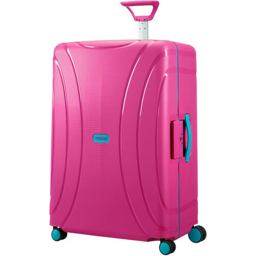 American Tourister LOCK'N ROLL SPINNER 75, 06G-002 in de kleur 80 summer pink 5414847730238