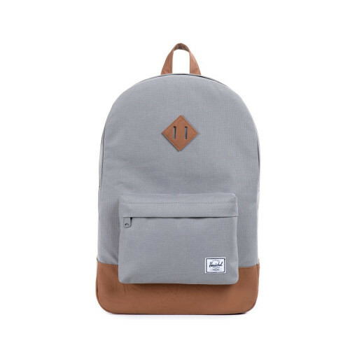 Herschel Supply CLASSICS HERITAGE, 10007 in de kleur 00061 grey-tan 828432010356